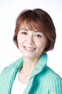 50代モデル 白石千寿子